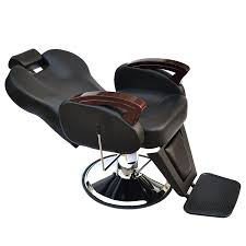 Beauty Salon Chairs Ebay by Wooden Arm Salon Barber Chair Hydraulic Reclining Hairdressing