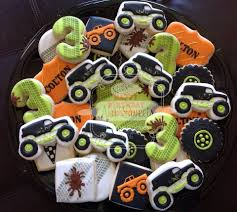 100 Monster Truck Decorations Truck Truck Birthday Cakes