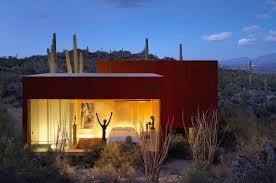 100 Nomad House Rick Joy Desert Tucson 2006 Wwwstudiorickjoycom