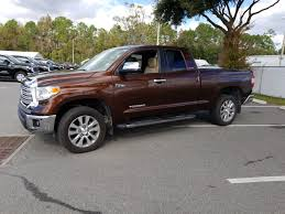 100 4wd Truck PreOwned 2015 Toyota Tundra 4WD Limited Double Cab In