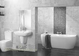 grey and white tile bathroom peenmedia