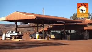 Auski Roadhouse - Truck Stop In The Pilbara, Outback Western ...