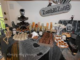 Hungry Happenings Happy Halloween Our Zombie Themed Party Was So Kitchen Decor