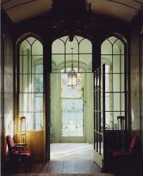 Gothic Revival Airlock Entry