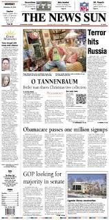 Tannenbaum Christmas Tree Farm Sioux Falls by The News Sun U2013 December 30 2013 By Kpc Media Group Issuu