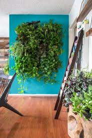 Gorgeous Indoor Living Wall Planter Design Ideas 40