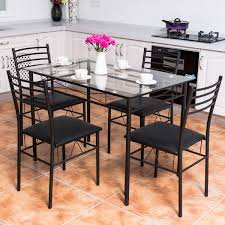 LG Outdoor Milan Aluminium 6 Seat Extendable Garden Furniture Set