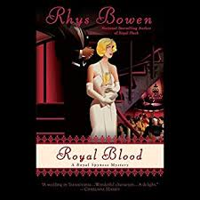 Royal Blood Cover Art