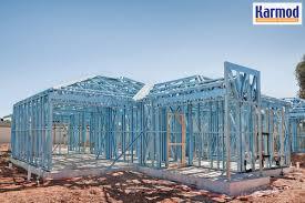 104 Homes Made Of Steel Modern Frame Frame Home Prices