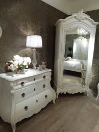 antique bedroom chair Magnificent French Style Bedrooms Home