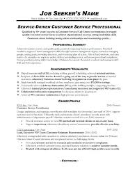 Qualification Summary On Resume Examples With Examples Of