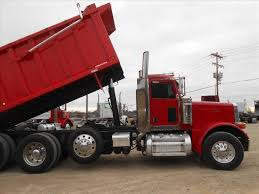 100 Peterbilt Tri Axle Dump Trucks For Sale Florida