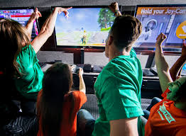100 Video Game Truck Party Orange County Rentals Bus Pricing