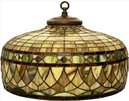stained glass hanging ls hubert beautiful candle features light