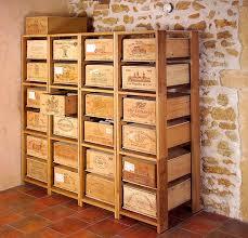 caisse a vin en bois supérieur meuble avec caisse de vin 7 meuble caisse 224