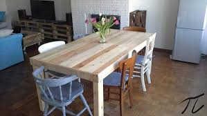 DIY Kitchen Table Makeover Ideas Best Diy Pallet