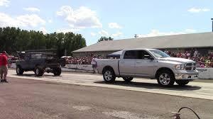 Gmc Truck Vs Dodge Tug War