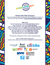 Ymca Bed Stuy by Brooklyn Bike Tour In Bed Stuy Launches Via Citi Bike Brownstoner