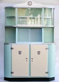 GORGEOUS Vintage Metal Kitchen Cabinet Love This