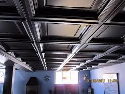 suspended ceiling tile ceilume madison 2ft x 2ft faux metal