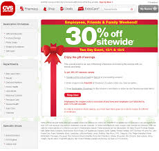 30% Off Everything Online At CVS Pharmacy Via Promo Code ... Cvs New Prescription Coupons 2018 Beautyjoint Coupon Code 75 Off Cvs Best Quotes Curbside Pickup Vetrewards Exclusive Veterans Advantage Cacola Products 250 Per 12pack Code French Toast Uniforms Photo Coupon Earth Origins Market Cheapest Water Heaters In Couponsmydeals Hashtag On Twitter 23 Moneysaving Tips You May Not Know About Shopping At Designing Better Management A Ux Case Study Additional Savings On One Regular Priced Item Deals And Steals With The Lady