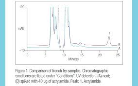 Fast Determination Of Acrylamide In Food Samples Using Accelerated Solvent Extraction Followed By Ion Chromatography With UV Or MS Detection