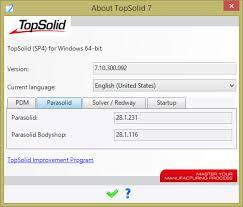 TopSolid v7 10 x86 x64 full license