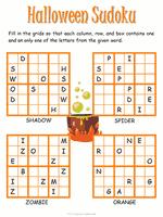 Halloween Brain Teasers Math by Halloween Puzzles