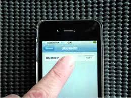 Pair iPhone 4 to Bluetooth Car Kits