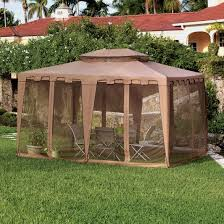 Ace Hardware Offset Patio Umbrella by Ace Hardware Gazebo Replacement Canopy Garden Winds