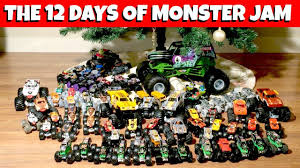 THE 12 DAYS OF MONSTER JAM Christmas Song - YouTube Monster Trucks For Children River Jungle Adventure Youtube Police Truck Vehicles Monster Trucks Kids Kids Youtube Truckdomeus Jam Man Of Steel Superman Hot Wheels Jam Unboxing And Bigfoot 18 World Record Truck Jump Top Moments And Best Of Earthshaker Compilation First Ever Front Flip Lee Odonnell At Exciting Pictures Video Blue Thunder