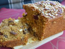 Desserts With Pumpkin Seeds by Ultimate Everything Pumpkin Bread With Cherries Nuts Sunflower
