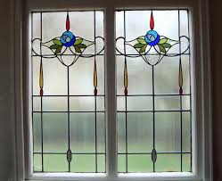 Artscape Wisteria Decorative Window Film by Outstanding Stained Glass Window Film Artscape With Simple Design