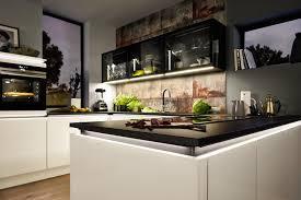 glas tec plus hochglanz küchenfront aus glas nolte