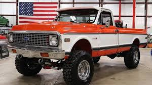 100 Trucks For Sale In Grand Rapids Mi 1972 Chevrolet CK Truck For Sale Near Chigan 49512