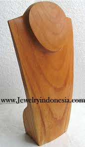 Jewelry Displays From Bali Indonesia