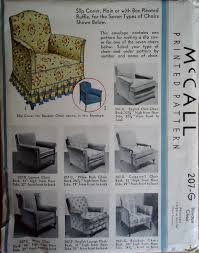 McCall Vintage Printed Pattern 207-G Boudoir Chair Slip Cover ... Best Gdf Brown Chairs Slipcovers Lowes Lounges Studio Terry Set How To Make Arm Chair For Less Than 30 Howtos Diy Fniture Charming Recliner Covers For Prettier Ideas Custom Hemp Update Old Slipcovers Sofa 29 Unique Slip Fernando Rees Comprar Sofa Chaise Longue Grande Breathtaking Eames Slipcover Cover Couch Cheap Lovely Target Living Room Corseted Slip Covers Instantly Change The Look Of Your Chairs Indoor Slipcovered Ding Sashes 2 Seater Stretch Lounge Sothebys Home Designer Mitchell Gold Bob Williams