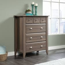 shoal creek dresser jamocha sauder shoal creek collection 4 drawer chest jamocha walmart
