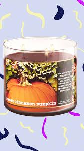 Bath And Body Works Pumpkin Apple by Bath Body Works Fall Candle Sale Leaves Pumpkin Spice