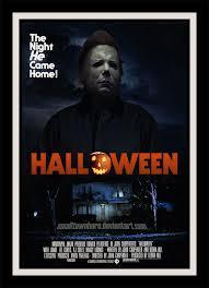 Halloween 1978 Michael Myers by Halloween 1978 Poster Re Edit By Smalltownhero On Deviantart