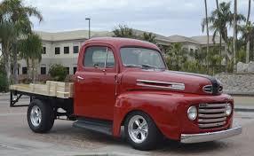 100 1948 Ford Truck F1 Stake Bed Pickup Custom Street Hot Rod