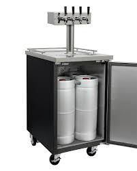 Dispense Four 5 Gallon Kegs