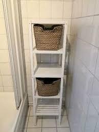 korb regale badezimmer ausstattung und möbel ebay