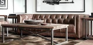 Restoration Hardware Lancaster Sofa Leather by Posh Restoration Hardware Leather Sofas Images U2013 Gradfly Co