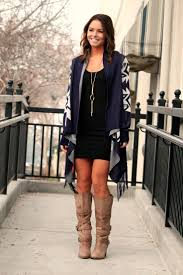 awesome dresses to wear with boots for women 2017 fashionthese
