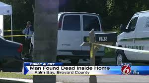 100 Man Found Dead In Truck Found Dead Inside Home Palm Bay