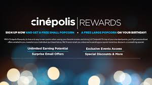 Our Latest Promotions On Food & Drinks | Cinépolis USA