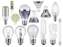 beleuchtung mit halogen led oder energiesparlen