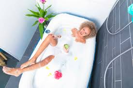 Inflatable Bathtub For Adults Online India by Flexible And Inflatable Bath Comfortable Tubble Com