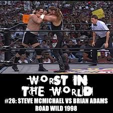 Halloween Havoc 1997 Cagematch by The Wrestling Section Worst In The World Steve Mcmichael Vs